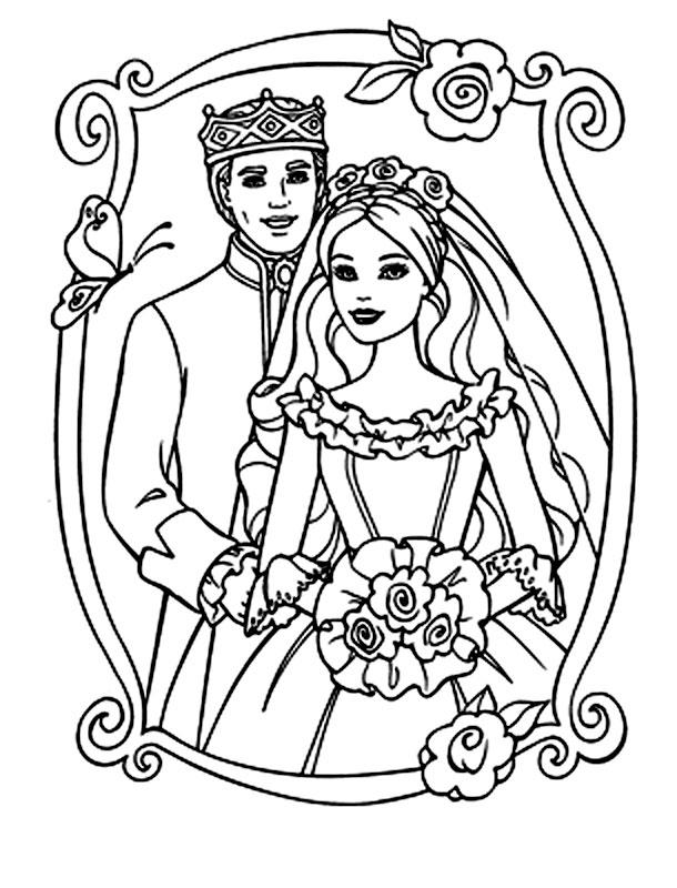 Print si printesa la nunta