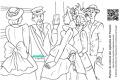 D-l Goe, conductorul si cocoanele