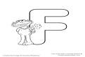 F din alfabet