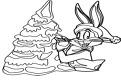 Craciun cu Bugs Bunny