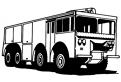 Masina de pompieri e gata