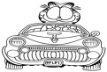 Masina lui Garfield