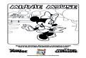 Minnie Mouse iti ureaza bun venit!
