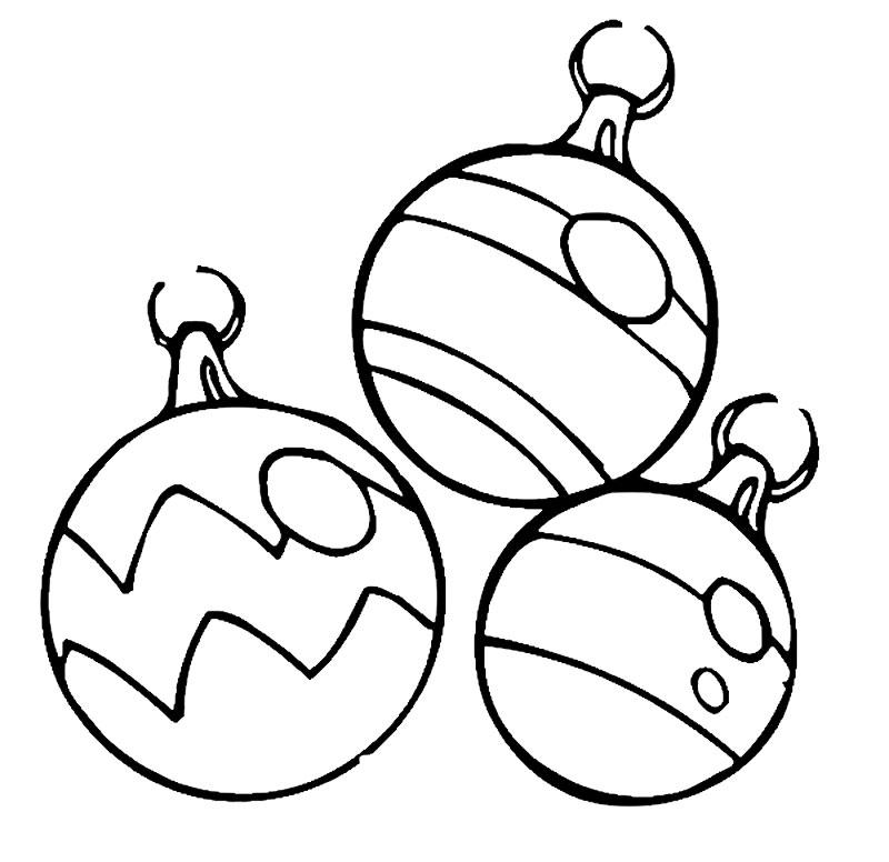 Trei globulete de Craciun