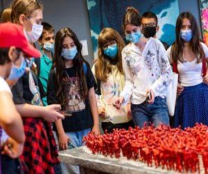 Arta cu si pentru copii la Art Safari Kids 2021