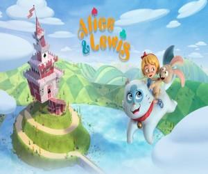 Alice si Lewis continua aventura cu noi episoade la Boomerang!