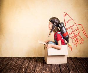 Cinci idei prin care poti contribui la dezvoltarea creativitatii copilului tau