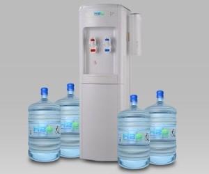 Totul despre bidonul cu apa: cum se desigileaza, pastreaza si consuma?