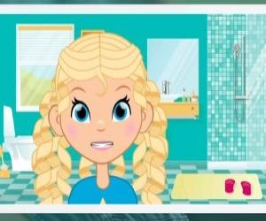 Animatiile care ii invata pe copii cum sa ramana sanatosi pe timp de pandemie sunt acum accesibile gratuit