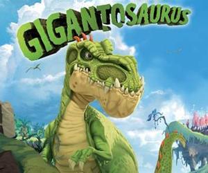 Gigantozaurul e noua serie de aventuri difuzata de Disney Junior