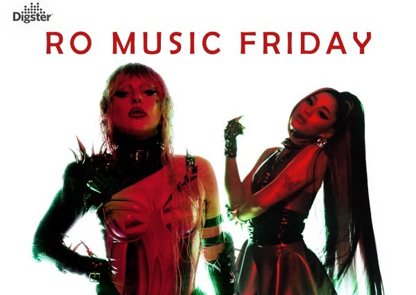 Lady Gaga si Ariana Grande
