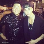 Justin Bieber si PSY