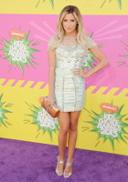 Ashley Tisdale la Kids Choice Awards 2013