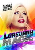 Afis concert Loredana