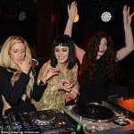 Katy Perry la petrecerea de dupa decernarea premiilor Brit2014