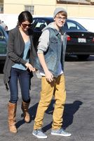 Justin si Selena au iesit in oras