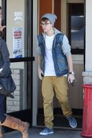 Justin Bieber multumit de intalnirea cu Selena