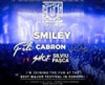 Pe 5 august Smiley si artistii HaHaHa Production pe scena UNTOLD Festival