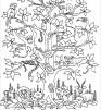 Animalele si copacul