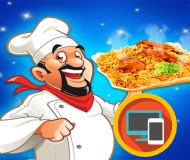 Biryani Chef Cooking Game
