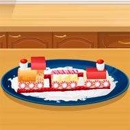Sara's Cooking Class Christmas Snacks