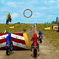 Dirtbike Racing 3D