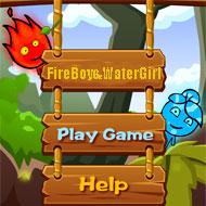 FireBoy and WaterGirl in Jurassic World