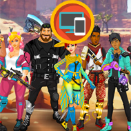 Fortnite Dress Up Royale