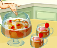 Sara's Cooking Class Fruit Slush Punch