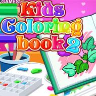 Kids Coloring Book 2