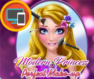 Modern Princess Perfect Make-up