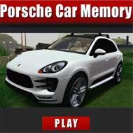 Porsche Car Memory