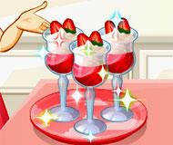 Sara's Cooking Class Strawberry Parfait