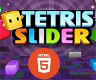 Tetris Slider
