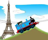 Thomas's Trip to Paris
