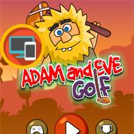 Adam and Eve: Golf