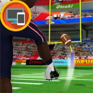 American Football Kicks