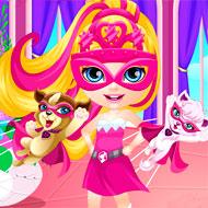 Baby Barbie in Princess Power