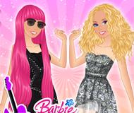 Barbie Rock Vs Popstar