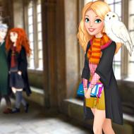 Barbie At Hogwarts