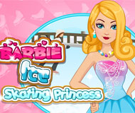 Barbie Ice Skating Princess