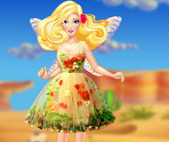 Barbie Off To Neverland