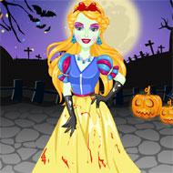 Barbie's Zombie Princess Costumes