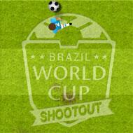 Brazil World Cup Shootout