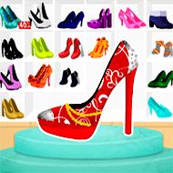 Fancy Shoes Designer