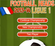 Football Heads Ligue 1
