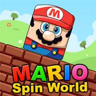 Mario Spin World