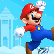 Mario Ice Adventure 3