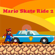 Mario Skate Ride 2