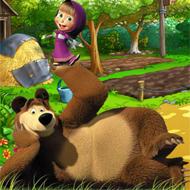 Masha and the Bear Farm Adventure